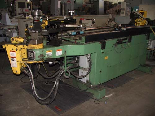 1.5 Pines, #MNC 040, Adaptive motion control. 3 axis, 7.5 HP, rebuilt 1998