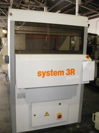 SYSTEM 3R WORKPAL, 1998, 16 3R macro Pallets