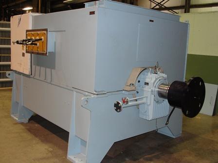 8200 KVA, 1800 RPM, 4160 V., ALSTOM, 1995, AIR COOLED, CCW :-1