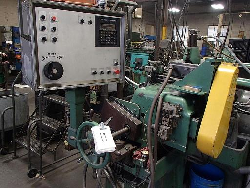 #2OM, Thrufeed, CNC comp system, 1949, Currently in production, 2M2H1V-140 #19