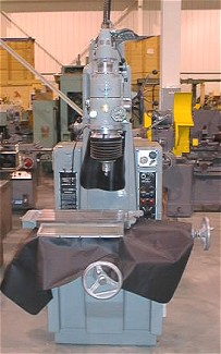 "11"" x 24"", Moore, No. 3, 40000 RPM Spindle, 1968"