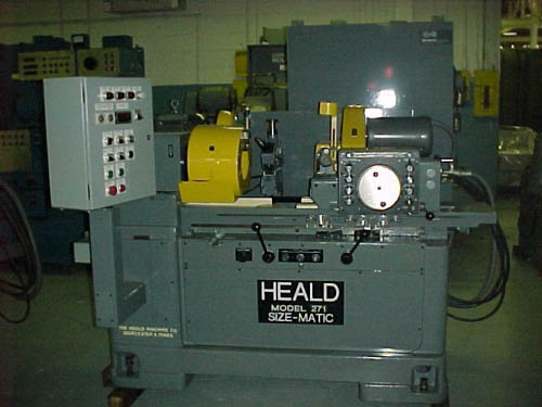 No. 271, Heald, Sizematic, 3 Remanufactured, In Stock, Updated Controls, 1 Yr. Warranty