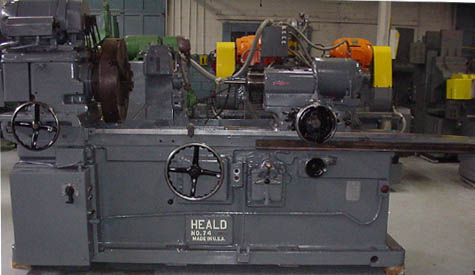 """No. 74, Heald, 92"""" Ext. Base, Tooling, Long Stroke, Exc."""