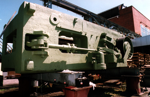 """6000 Ton, Ajax, 18""""Str, 38 SPM, 48-5/8"""" S.H., Excellent, 1966, Ser. 4953"""