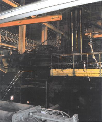 No. ASW/500/1000/1200S, Hasenclever, Automatic Vertical Forging Roll, Mfd. 1975