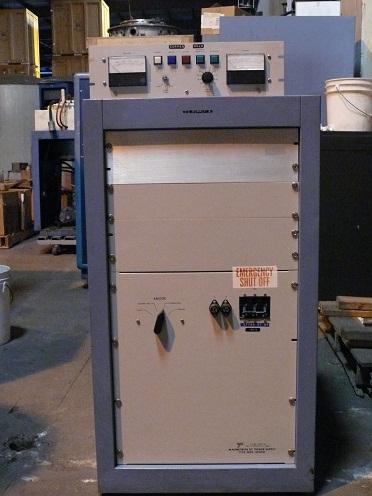 Magnetron DC Pow, No. MDS 5000D, Plasmatherm MDS 5000D Magnetron DC Power Supply 5KW SCR Controlled DC 450-6