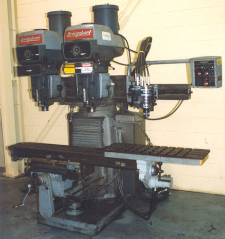 Brideport 3D TracerMill $2950  SOLD 30160
