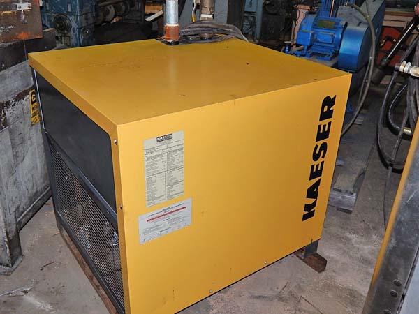 250 SCFM 100 PSIG KAESER KRD250 Air Dryer Bass Machinery