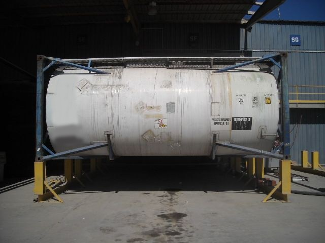 26000 L, Trencor, 1999, IMO 1 Ins/Steam, picture typical of condition.